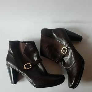Franco Starto artisan collection beech ankle boots